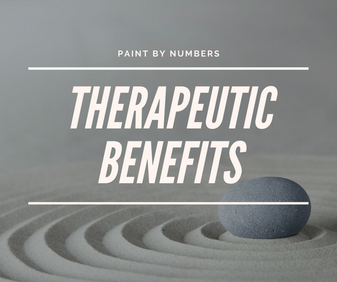 Artful Addict Blog Therapeutic Benefits Of Paint By Numbers