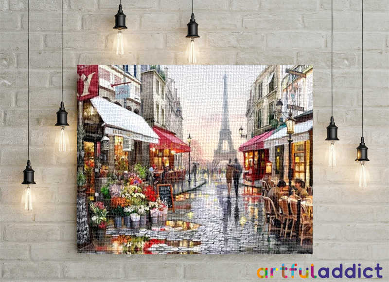 Paris City Streets