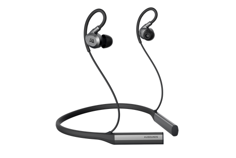 AU-Flex ANC | Wireless Neckband Earphone
