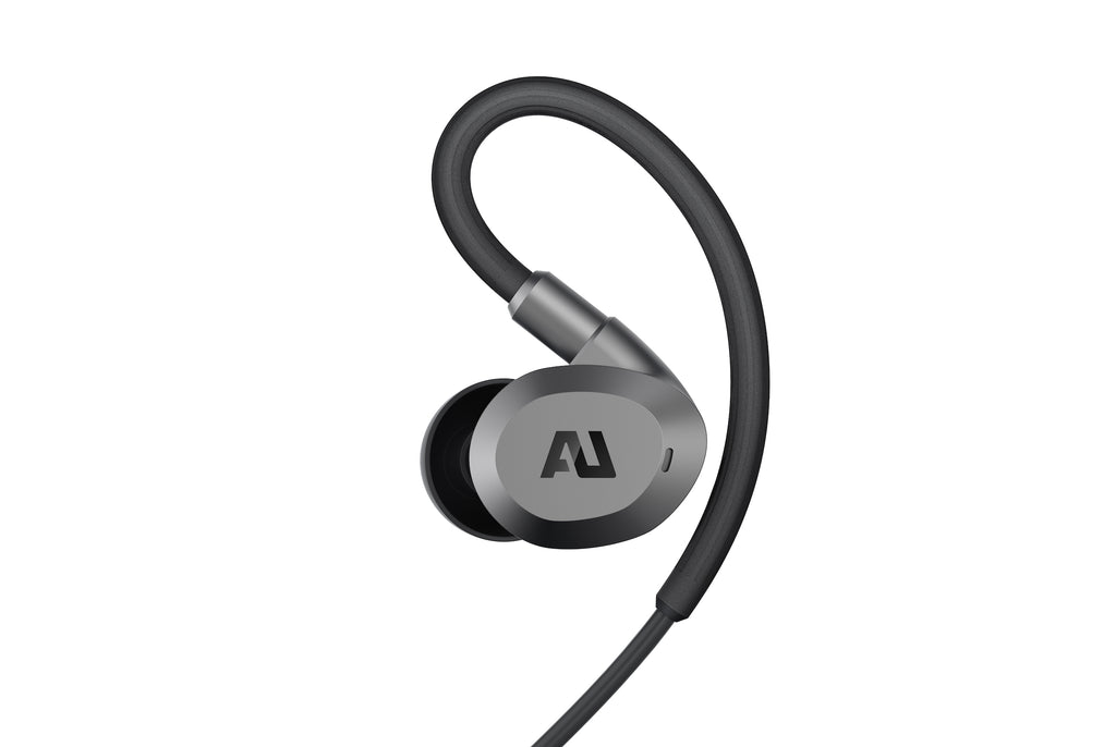 AU-Flex ANC | Wireless Noise-Cancelling Neckband Earphone