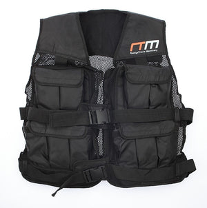 40LBS Weighted Weight Gym Exercise Training Sport Vest