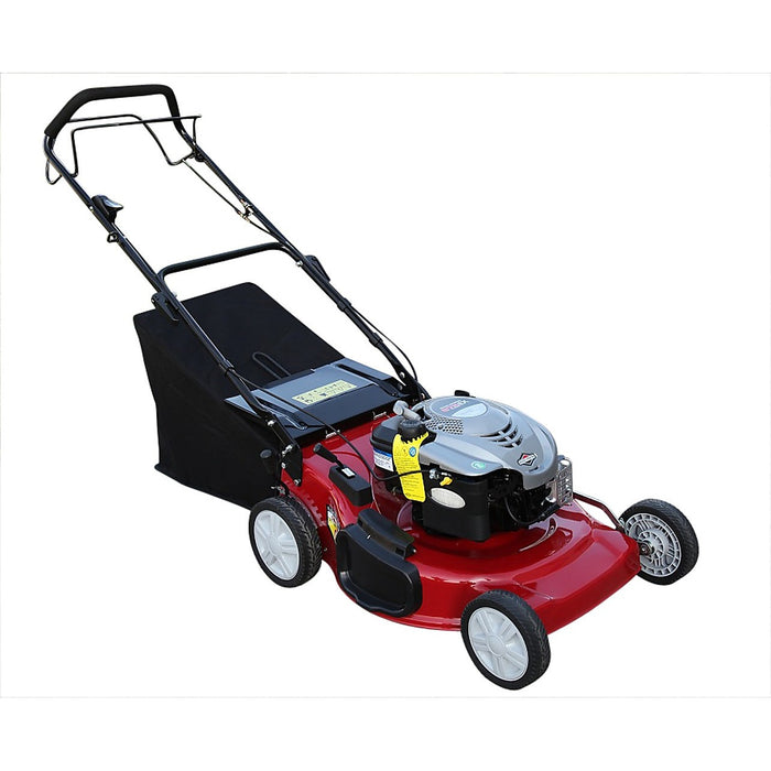 "6HP Briggs & Stratton LAWN MOWER 21"" SELF PROPELLED"