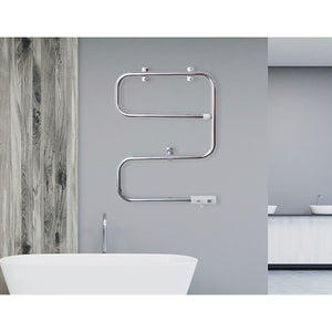 Electric Heated Bathroom Towel Rack -80w
