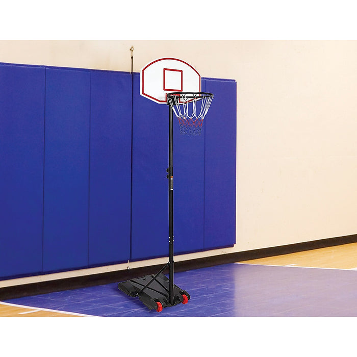Basketball Ring Hoop Height Adjustable Portable Set