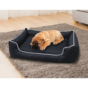 100 x 80cm Heavy Duty Waterproof Dog Bed