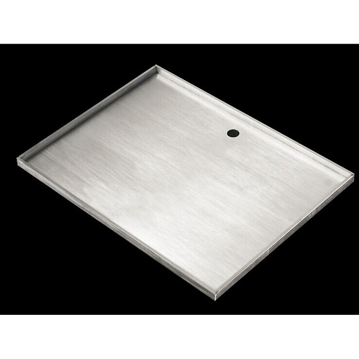 Stainless Steel BBQ Grill Hot Plate Premium 304 Grade - 46.5 x 38cm