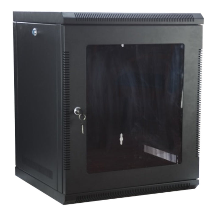 12U 12RU 19Inch Server Network Data Rack Wall Mount Cabinet 500mm Deep