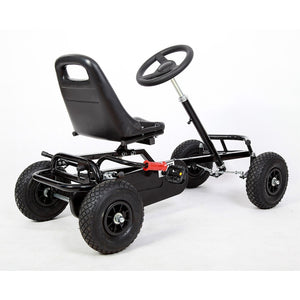 Big Kids Ride On Toy Pedal Bike Go Kart Car For Ages 8-13