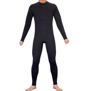 3mm Neoprene Mens Steamer Wetsuit Long Sleeve/Leg Large