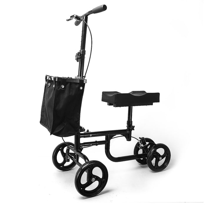 Knee Walker Scooter Mobility Alternative Crutches Wheelchair Portable