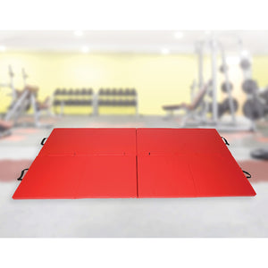 Foldable Exercise Mat Gymnastics Martial Arts Yoga Karate Judo
