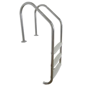 3-step Stainless Steel In Ground Swimming Pool Ladder