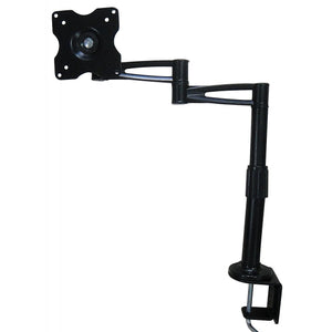 "Single-Screen 10-30"" Desk Monitor TV Plasma LED LCD Screen Work Mount"