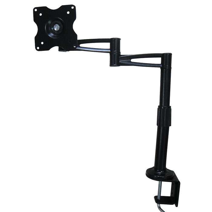 "10-30"" Desk Monitor TV Plasma LED LCD Screen Work Mount"