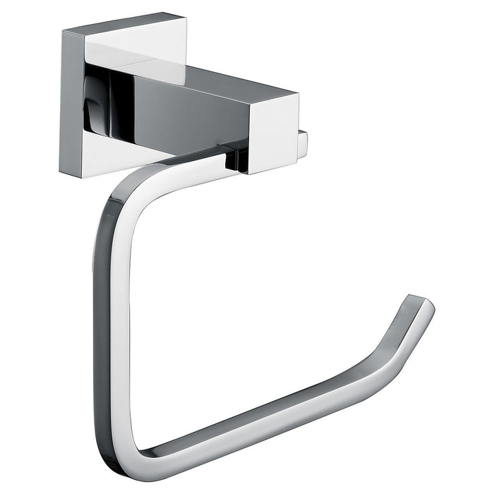 Classic Chrome Toilet Paper Holder Bathroom
