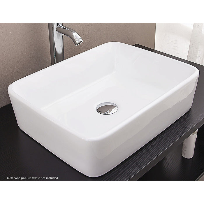 Bathroom Ceramic Above Counter-top Basin for Vanity