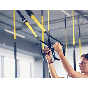 Suspension Trainer Straps Workout