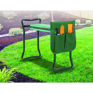 Garden Seat Folding Kneeler Bench Kneeling Soft Eva Pad