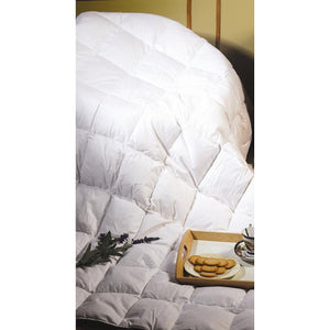 100% White Duck Feather Duvet / Doona /Quilt - King