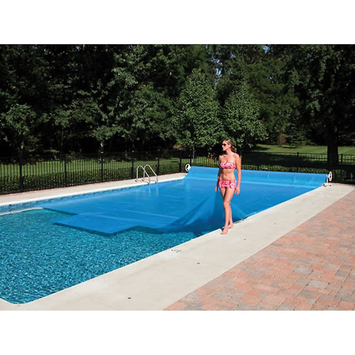 Solar Outdoor Swimming Pool Cover Blanket -10m x 4m BARILOCHE