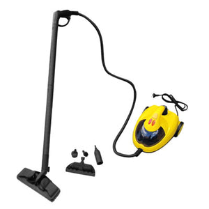 High Pressure Carpet Steam Cleaner Steamer w Accessories Pk