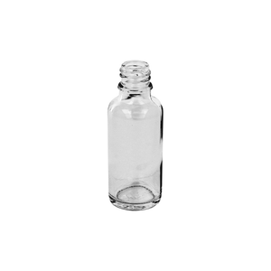30ml Clear Dropper Bottle