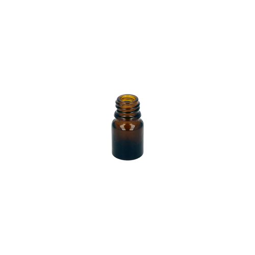 3ml Amber Dropper Bottle
