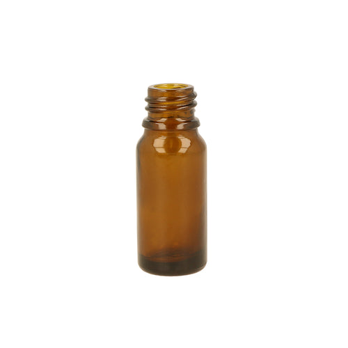 Amber Glass Dropper Bottle