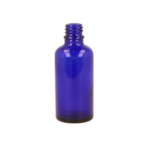 50ml Blue Dropper Bottle