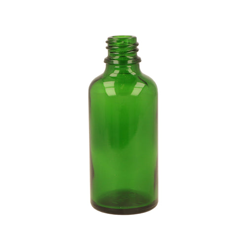 50ml Green Dropper Bottle