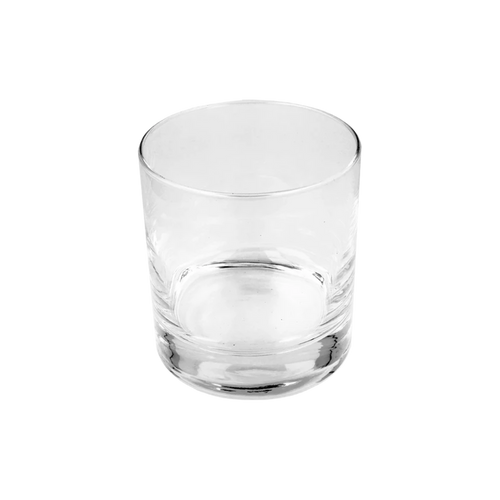 38cl Clear Islande Candle Glass