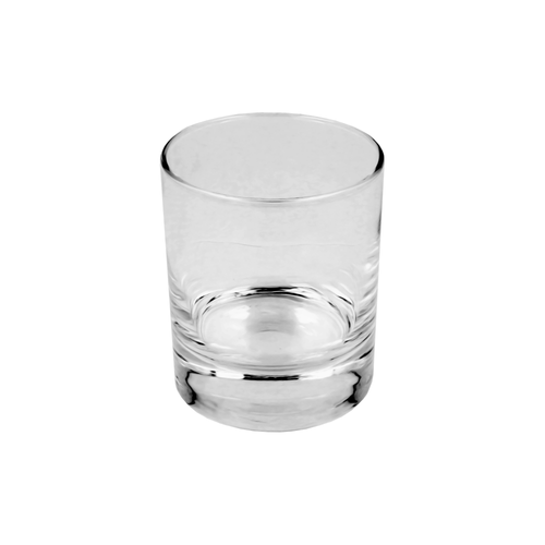 20cl Clear Karen Candle Glass