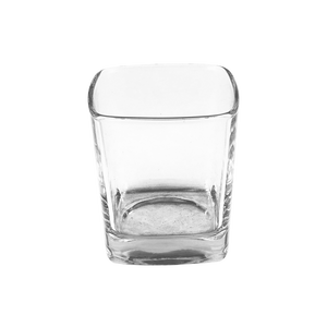Square Candle Glass