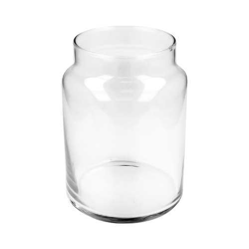 850ml Clear Large Classic Candle Jar