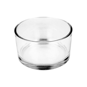 Candle Glass Tub (50cl Clear)