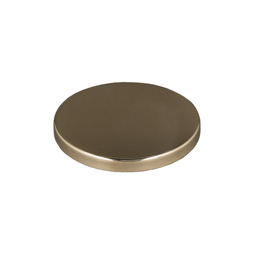 Candle Lid (Silver Polished 50cl)