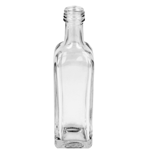 500ml Clear Marasca Bottle