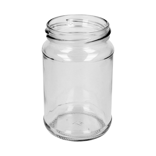 290ml Clear Round Jar