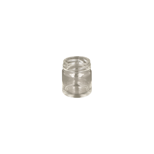 40ml Clear Round Jar