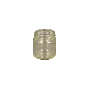 110ml Clear Round Jar