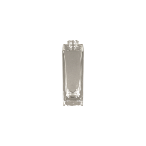 30ml Clear Glass Square Klee Bottle