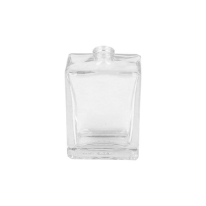 50ml Clear Rectangle Everest Bottle