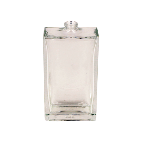 100ml Clear Rectangle Everest Bottle