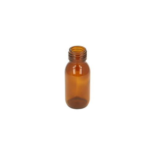 60ml Amber Alpha Bottle