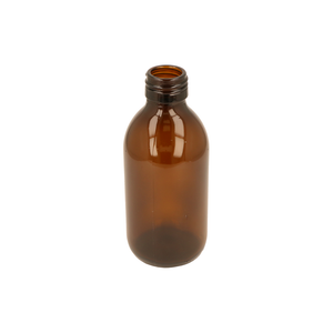200ml Amber Alpha Bottle