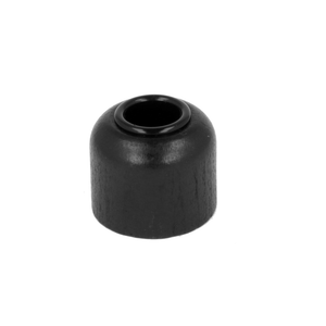 28R3 Black Wooden Diffuser Cap with Black Ring