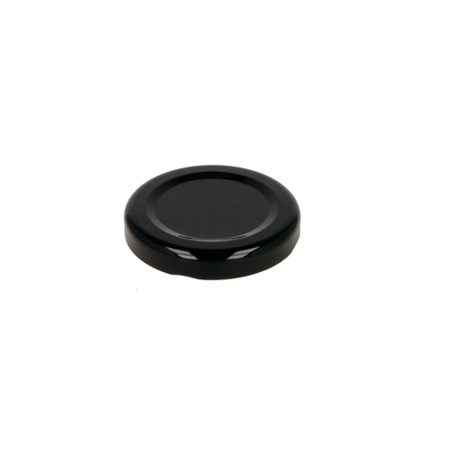 T/O 43 Black Lid for Jar