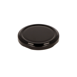 T/O 66 Black Lid for Jar