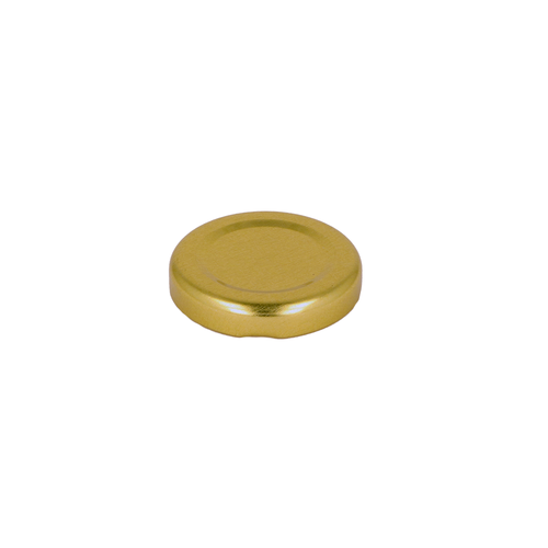 T/O 43 Gold Lid for Jar