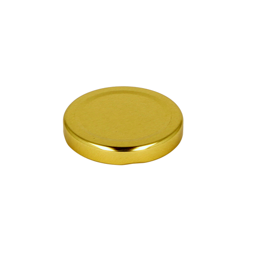 Gold Jam Jar Lid